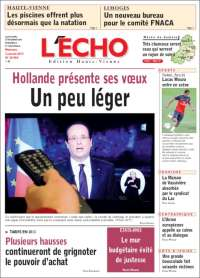 L'Echo de la Haute-Vienne