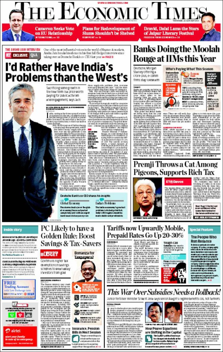 ePaper:Times of India