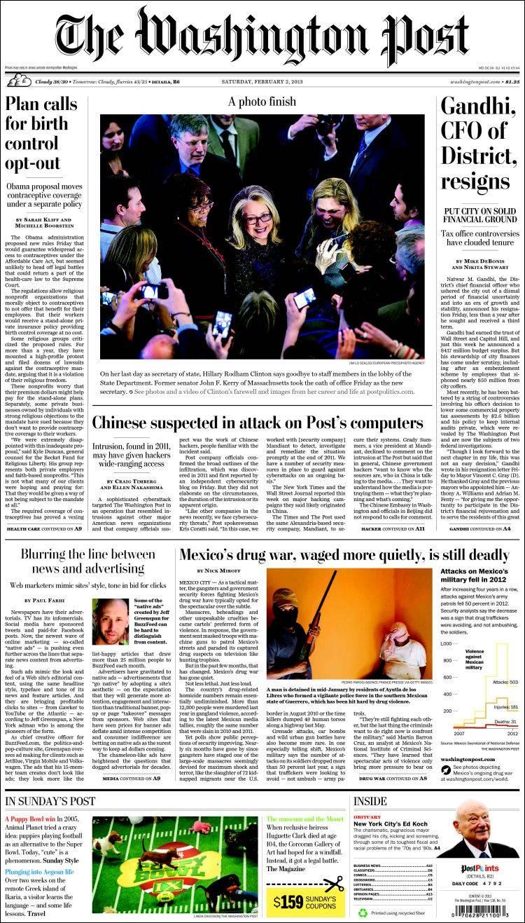 Download PDF Newspaper: Washington Post Publisch Date: Saturday, May, 19 File: PDF Size: Mb. kampmataga.ga Newspapers in pdf Washington Post (Saturday, May, 19 ) By admin. On May 19, In Washington Post. Download PDF.