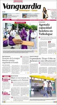Vanguardia - Valledupar - Cesar
