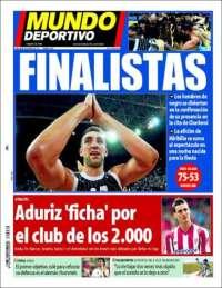 Mundo Deportivo Bizkaia