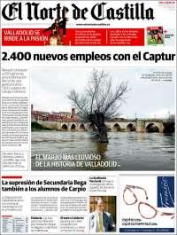 Norte de Castilla - Valladolid