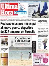 Menorca es diari