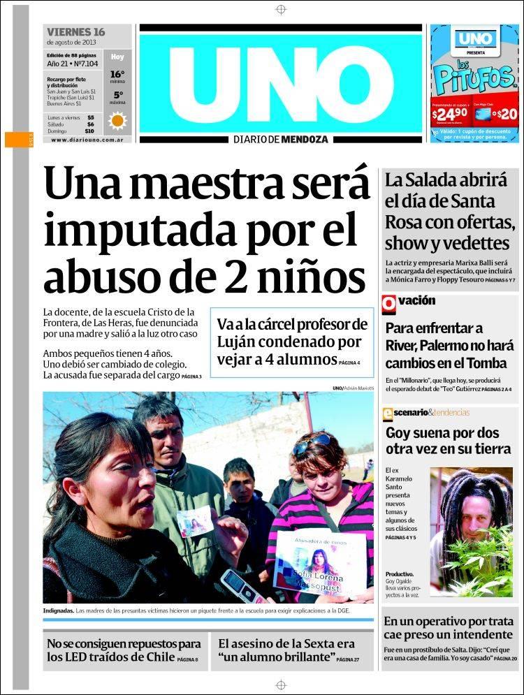 Diario El Tribuno - Salta - PrensaMundo.com