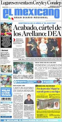 El Mexicano - El Gran Diario Regional