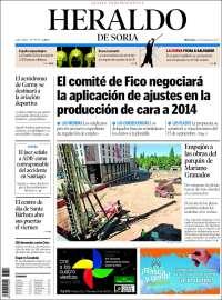 Heraldo de Soria
